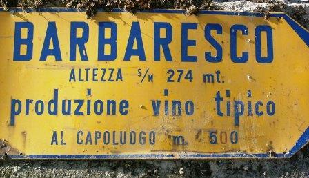 Barbaresco, Piemonte