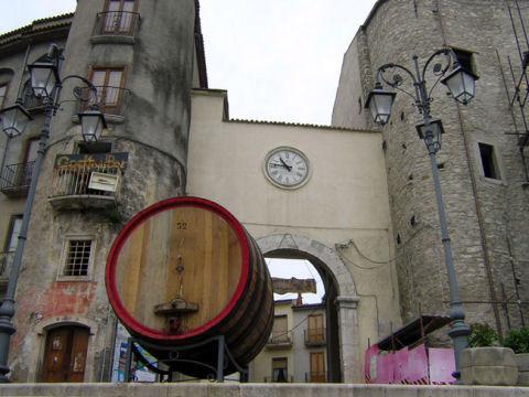 Red Wine Campania