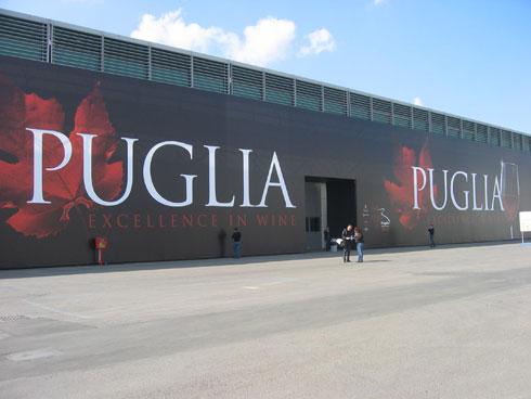 Padiglione Puglia Vinitaly