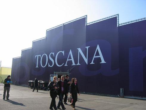 Toscana al Vinitaly