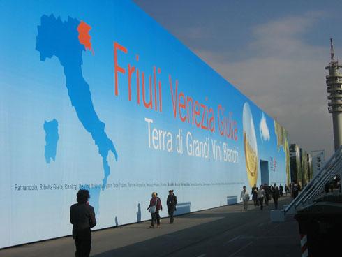 Friuli, terra di bianchi