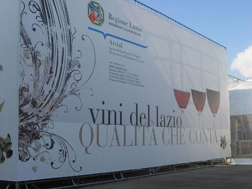 Lazio al Vinitaly
