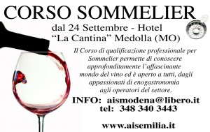 sommelier cantina