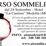 Al via il corso per Sommelier AIS a Modena