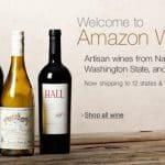La cantina Amazon: quando il vino si vende online
