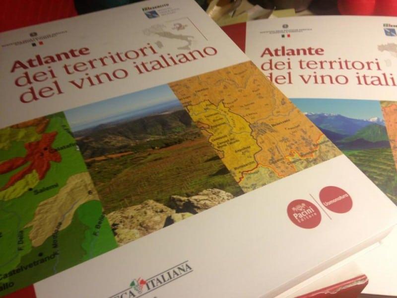 L'atlante del vino italiano