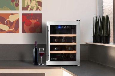 recensione cantinetta vino Klarstein Reserva