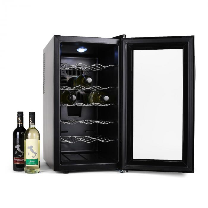 test vivo vino klarstein