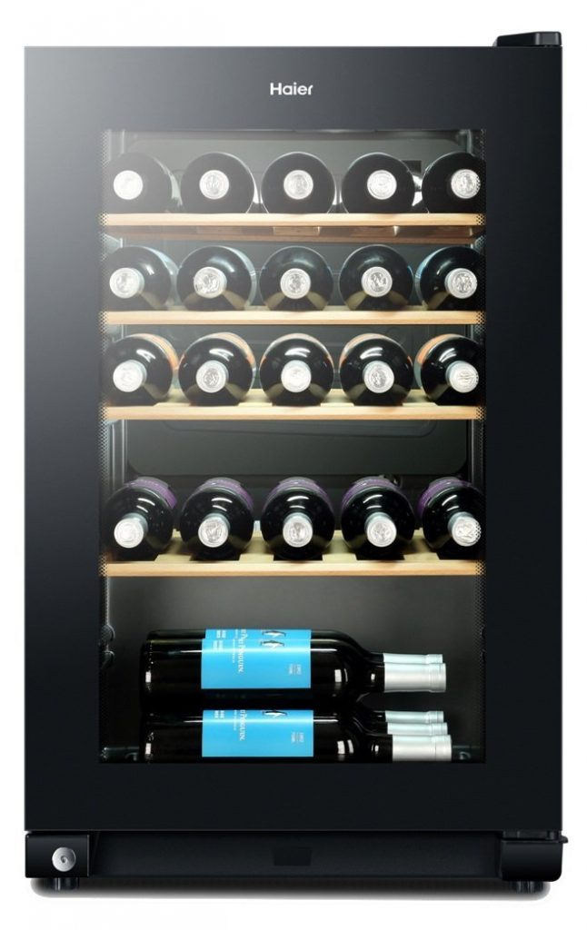 Haier WS30GA prova cantina vino
